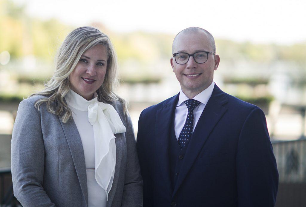 Kathryn and Joshua Feagans of Feagans Law Group